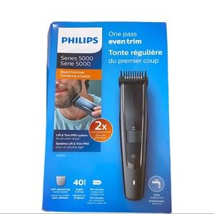 Philips trimming clippers grooming kit NIB unopened